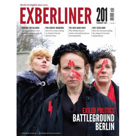 EXB issue 201 February 2021