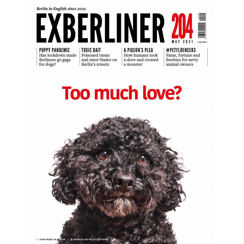 EXB issue 204 May 2021