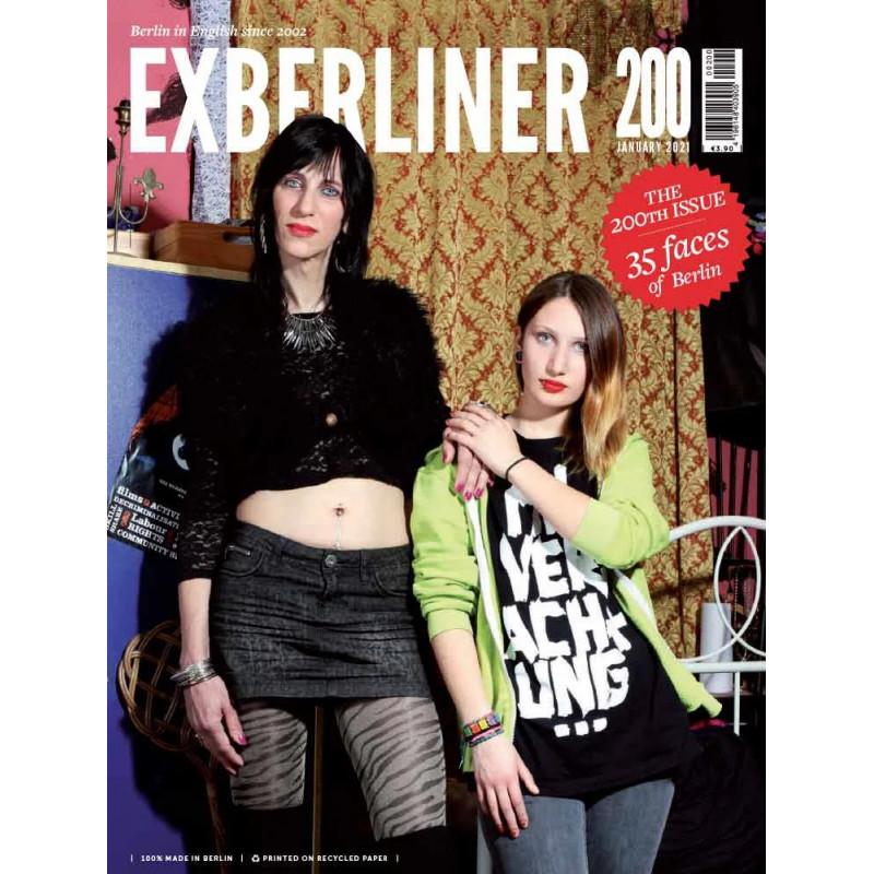 EXB issue 200 January 2021