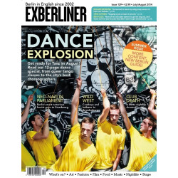 EXB issue 129 July/August 2014