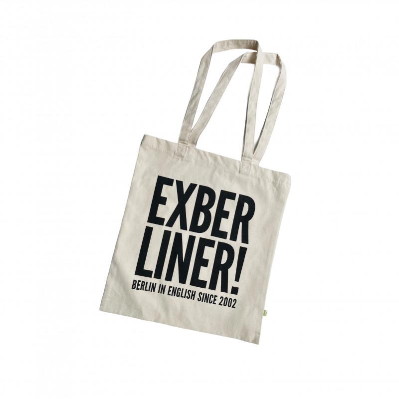 Exberliner Bio Cotton Fair Trade Tote