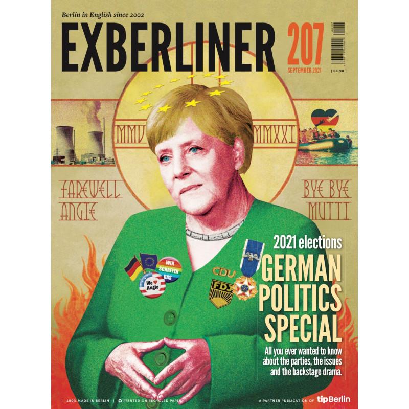EXB issue 207 September 2021