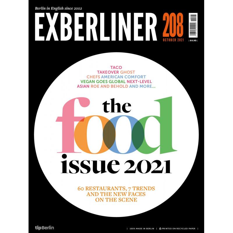 EXB issue 208 October 2021