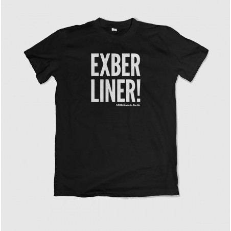 EXB Shirt schwarz